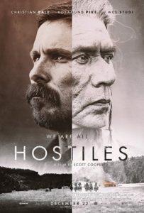 Click for Hostiles official website